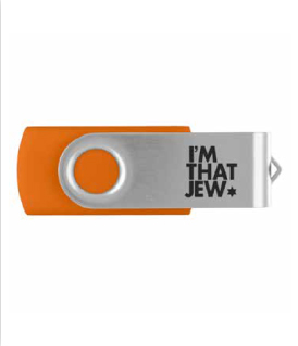 Shop - I'm That Jew Flash Drive